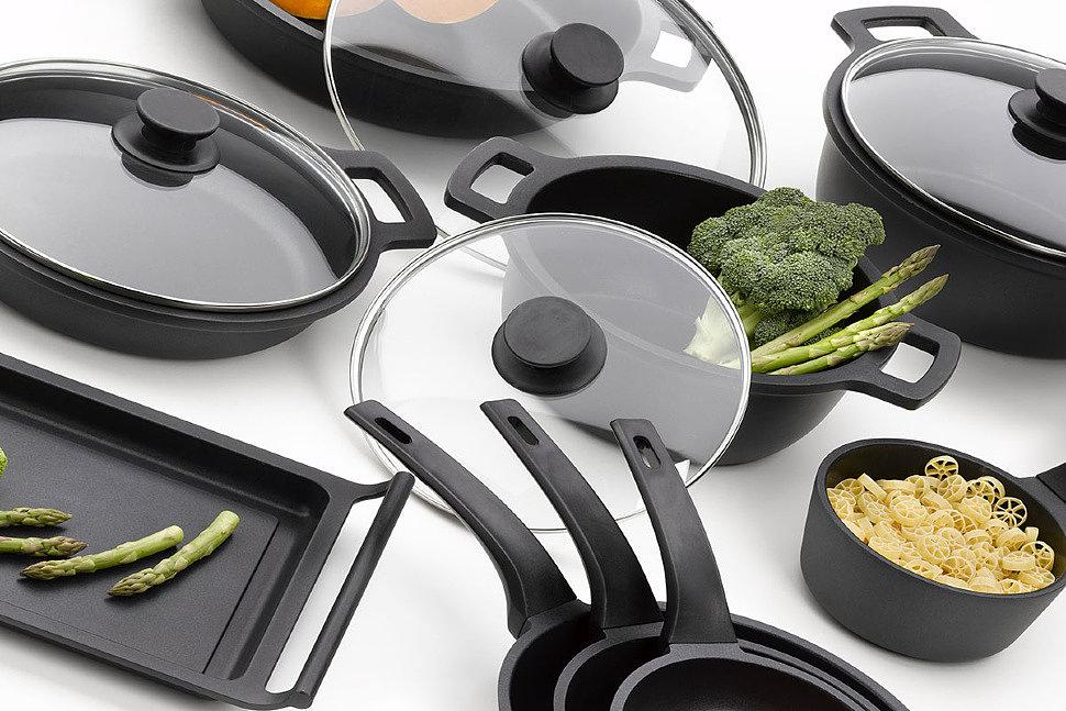 Какую посуду купить на первое время