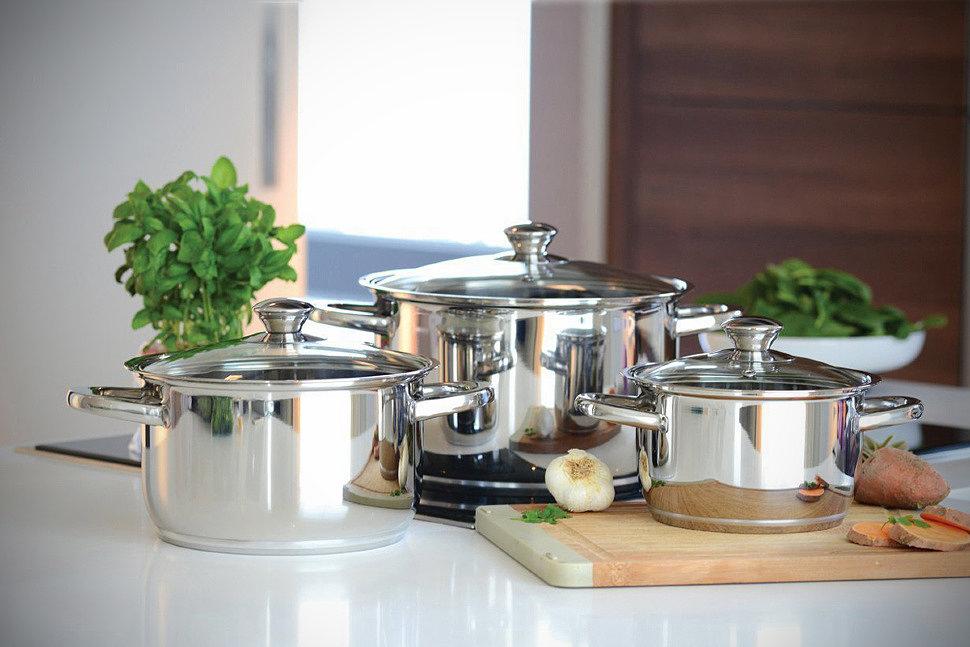 Предметы, без которых не обойтись на кухне