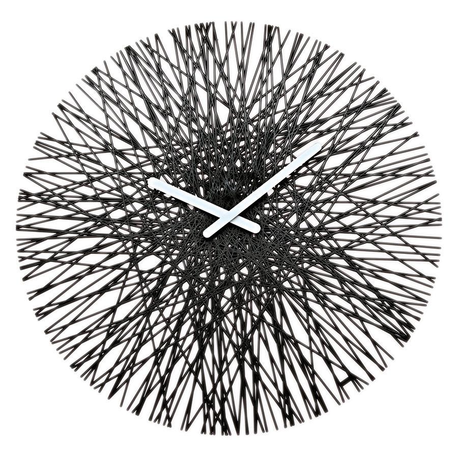 черно белые настенные часы фотографии это