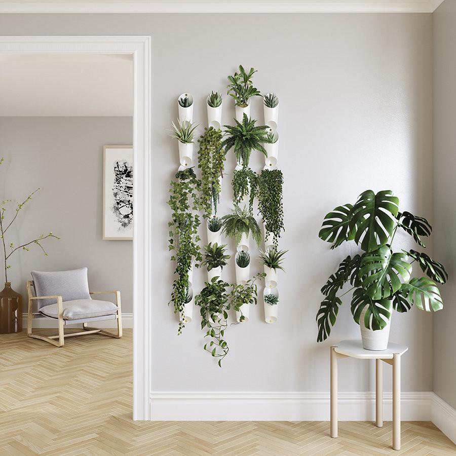 Декор стен в квартире фото идеи